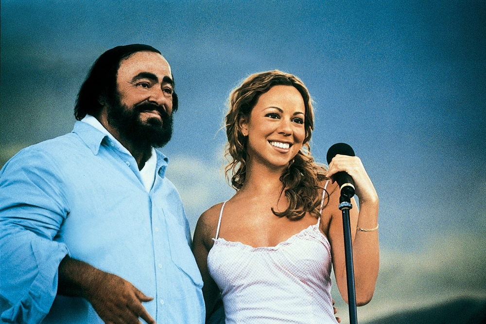 Pavarotti wedding